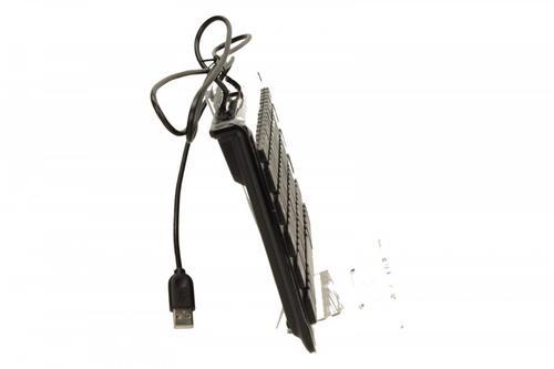Genius Klawiatura LuxeMate i200 Black, Apple like, USB