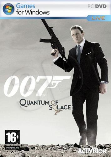 Activision Quantum of Solace
