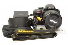 Nikon D3300 + 18-105VR - Cash Back