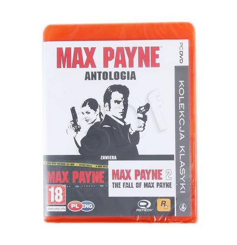 PKK Max Payne: Antologia