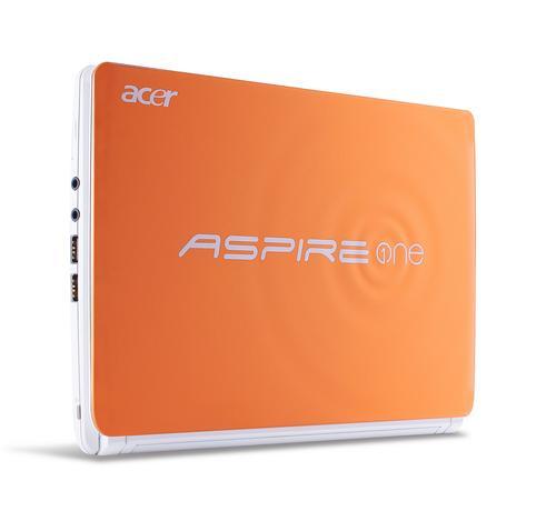 Acer Aspire One Happy (Papaya Milk)