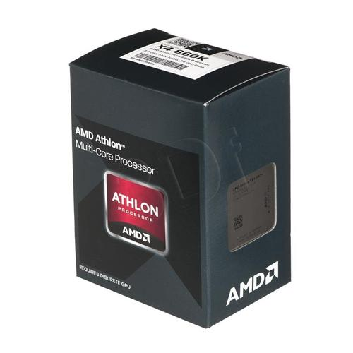 AMD Athlon X4 860K 3700MHz FM2+ Box
