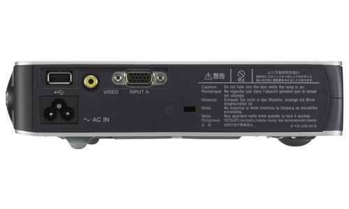Sony MX25 3LCD XGA/2500AL/650:1/1,7kg