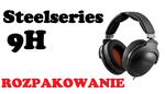 SteelSeries 9H Rozpakowanie topowych słuchawek dla graczy