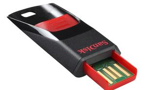 SanDisk Cruzer Edge USB Flash Drive 8GB