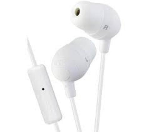 JVC Słuchawki HA-FR37 white