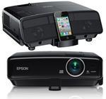 Epson MG-850HD - projektor ze stacją dokującą dla urządzeń Apple