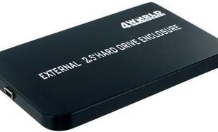 """4World Obudowa na dysk 2.5"""" SATA Interfejs USB"""