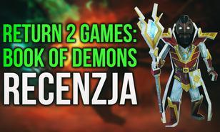 Recenzja Return 2 Games Book of Demons – Nietypowy hack and slash