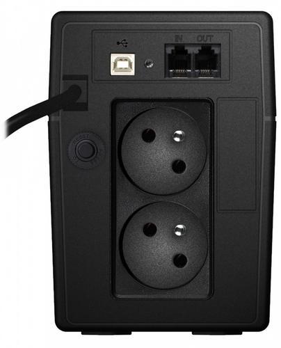 Lestar UPS V-655F AVR LCD GF 2xFR USB RJ 11