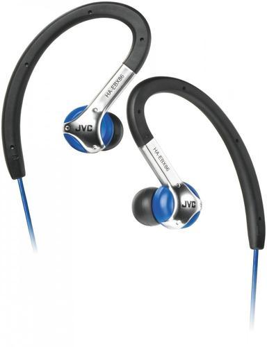 JVC Sportowe słuchawki HA-EBX86-A-E BLUE