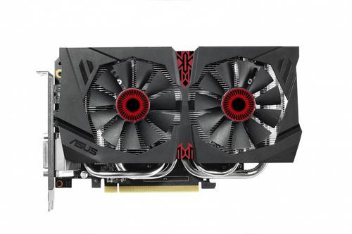 Asus GeForce CUDA GTX960 STRIX 2GB DDR5 128BIT DVI/HD/3DP