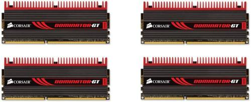 Corsair DDR3 DOMINATOR GT with DHX+ 32GB/1866 (4*8GB) CL9-10-9-27