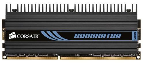 Corsair DDR3 DOMINATOR with DHX+ 16GB/1600 (2*8GB) CL11-11-11-30
