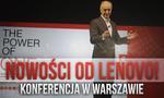 Konferencja LENOVO - Przedsmak Wrażeń