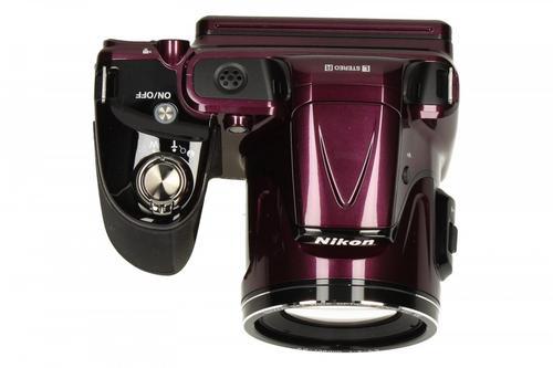 Nikon L830 violet - Cash Back