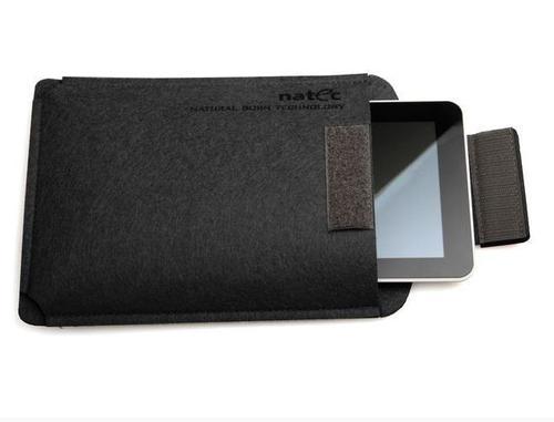 NATEC Etui Tablet SHEEP 7'' Czarny-Czerwony
