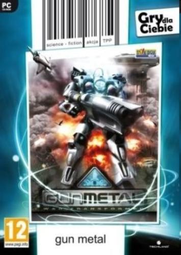 Techland Gry Dla Ciebie: GunMetal PC