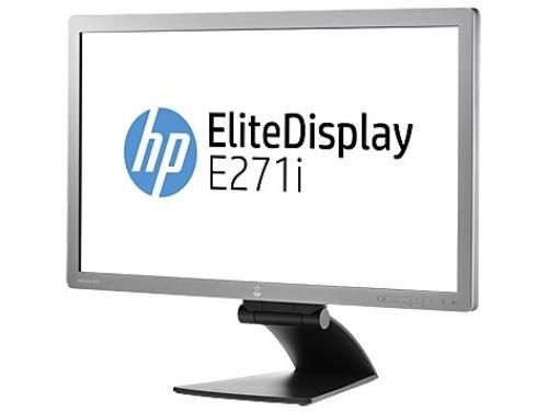 HP 27'' E271i IPS LED Backlit Monitor D7Z72AA