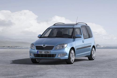 Skoda Roomster Van 1,2TSI (105KM) A7 DSG Style 5d