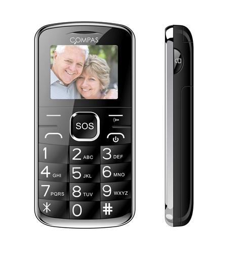 Compas Senior Phone E04