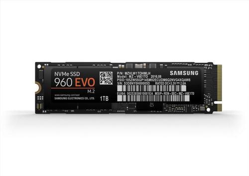 Samsung 960 PRO EVO
