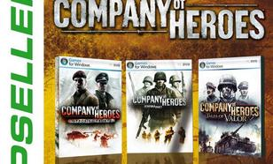 TPS Company of Heroes Antologia (podst. + Na linii frontu + Tales of Valor)