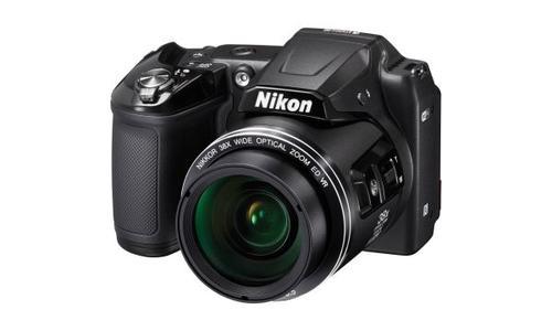 Nikon L840 black