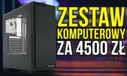 Zestaw Komputerowy z Intel Core i7 za 4500 zł