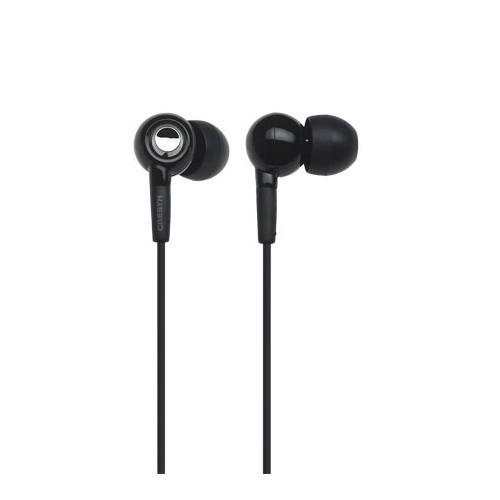 Cresyn C412E Black Słuchawki dokanałowe