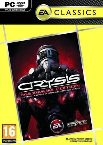Crysis Maximum Edition (Crysis + Crysis Warhead + Crysis Wars)