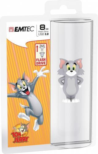 EMTEC Pendrive 8GB Tom Hanna Barbera HB102