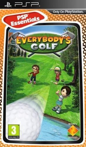 Sony Gra PSP Everybodys Golf PS719635772 Essentials ENG