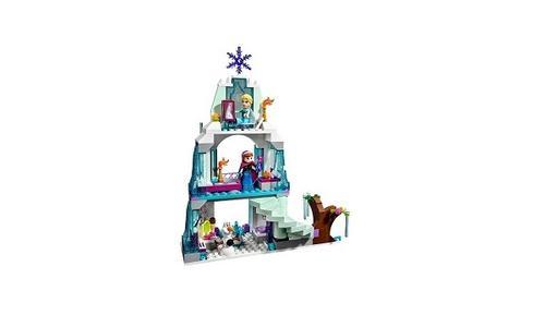LEGO Disney Princess Błyszczący Lodowy Zamek Elzy (41062)