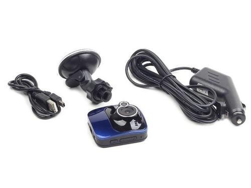 GEMBIRD Kamera samochodowa (Wideorejestrator) Full HD 1080p + Akcesoria DCAM-007