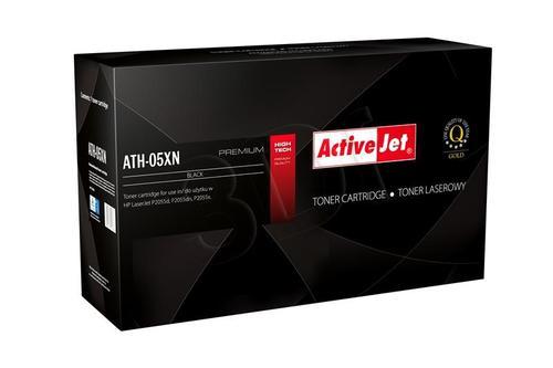 ActiveJet ATH-05XN czarny toner do drukarki laserowej HP (zamiennik 05X CE505X) Premium