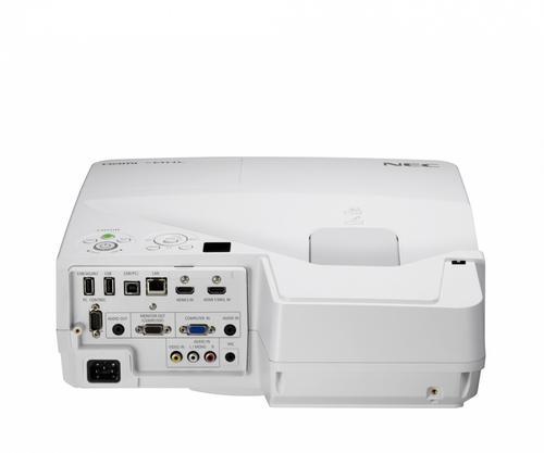 NEC PJ UM301Xi LCD, XGA 3000AL + interacitve multipen module