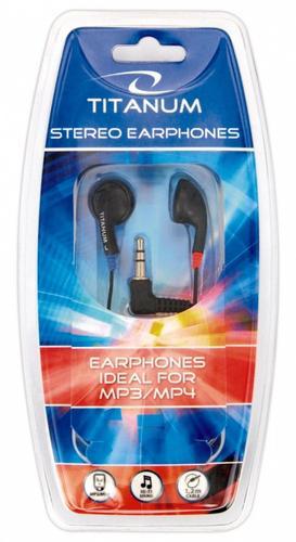 ESPERANZA Słuchawki TH102 Douszne Stereo 3.5mm MP3/MP4/SMARTPHONE