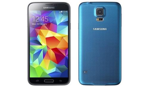 Samsung GALAXY S5 mini LTE G800F BLUE