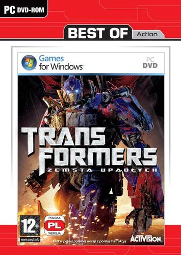 BoA Transformers: Zemsta Upadłych