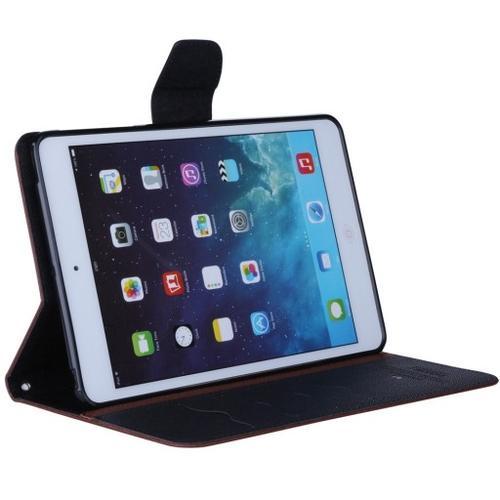 WEL.COM Etui Fancy Diary do Sony Tablet Z2 brązowo-czarne