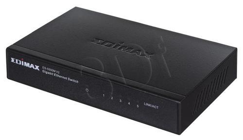 EDIMAX ES-5500M V2 Gigabit 8 Ports Desktop Switch