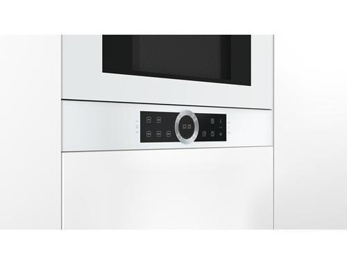 Bosch BFL634GW1 Kuchnia mikrofalowa