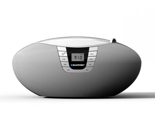 Blaupunkt BB 11 WH PLL FM, USB, CD/MP3
