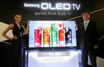 Prezentacja czołowych telewizorów OLED od Samsunga i LG