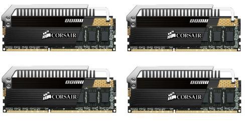 Corsair DDR4 Dominator PLATINUM 16GB/2666 (4*4GB) CL15-17-17-35