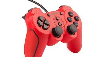 Gioteck Gamepad VX-2 PS3 Czerwony