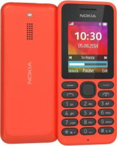 Nokia 130 Czerwony (A00021281)