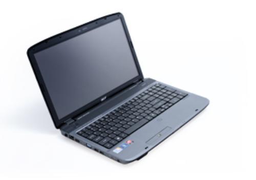 Acer Aspire 5738ZP z dotykowym ekranem