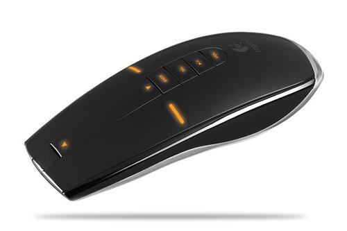 Logitech MX Air Rechargeable Cordless Air Mouse